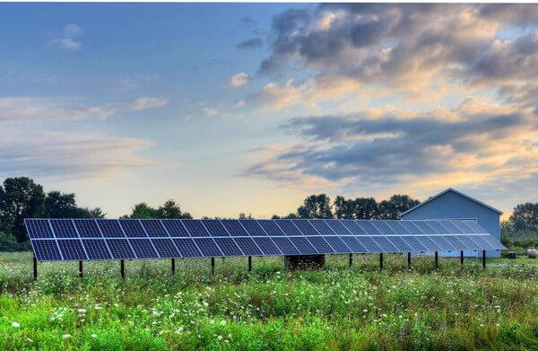 Перше енергоефективне село в Україні: На Харківщині збудують сонячну електростанцію 1,8 МВт
