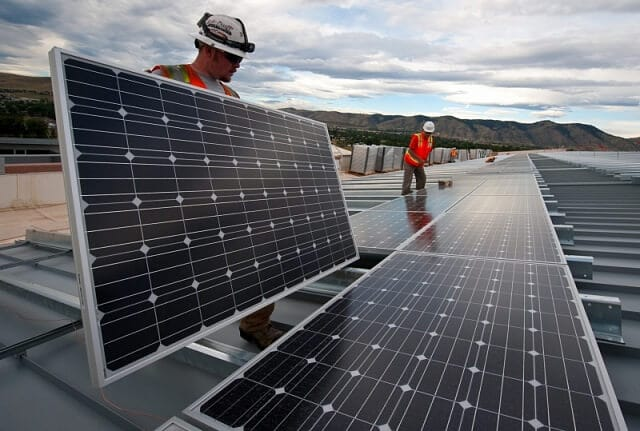 Що зроблять з Україною сонячні панелі?