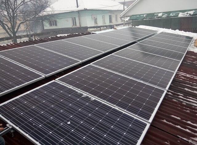 У Львівській області почали фінансово стимулювати встановлення приватних сонячних електростанцій