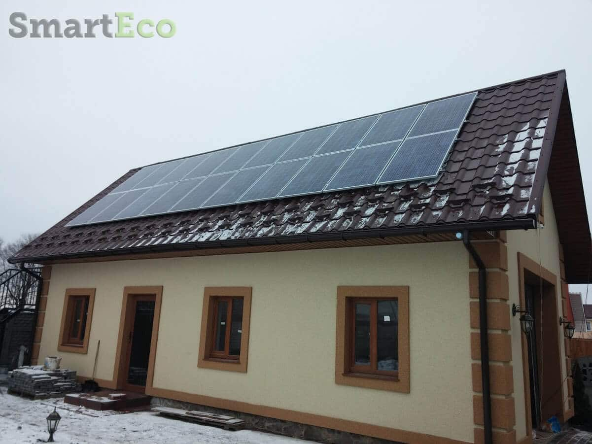 сонячна електростанція Рівне