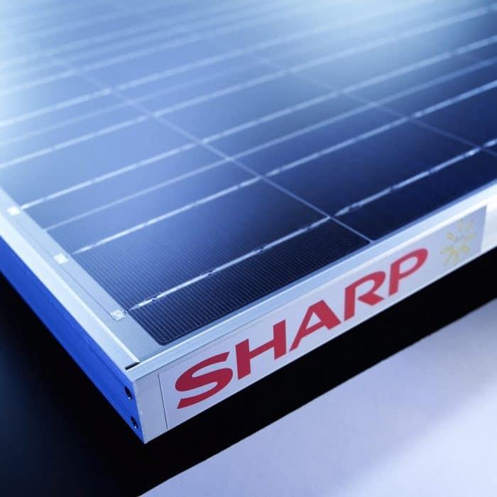 Сонячні панелі SHARP Рівне, Луцьк, Березне, Сарни, Дубровиця, Дубно ціна купити