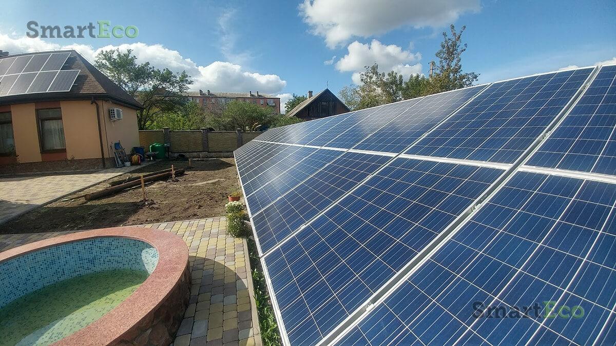Сарни Сонячна електростанція Сонячні панелі зелений тариф Сарни