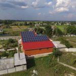 Сонячна електростанція 30кВт під зелений тариф. Перша черга. Немовичі, Сарни 2018