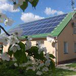 Сонячна електростанція 15 кВт під зелений тариф. Здовбиця Дубно 2018