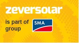 ZeverSolar є підрозділом SMA