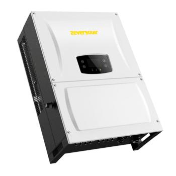Мережевий сонячний інвертор zeversolar 30k pro 33k