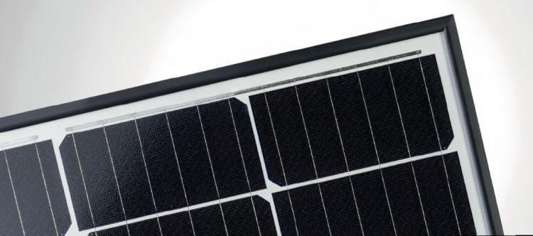 Огляд сонячних панелей half-cut