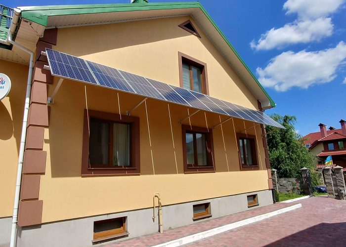 Сонячна електростанція під власне споживання на базі Fronius та SmartMeter