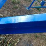 Фарбований металоконструктив для сонячних панелей