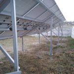 Алюмінієвий каркас для сонячних панелей