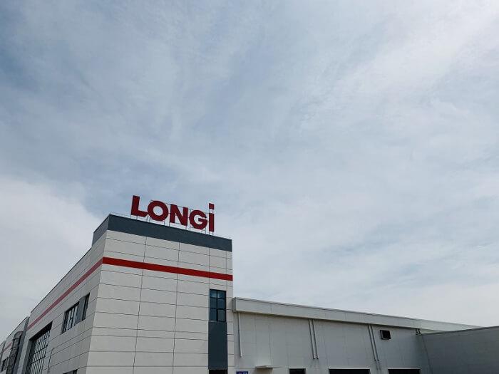 Компанія LONGi відкрила завод, на якому буде виготовлятись 5 ГВт сонячних модулів на рік