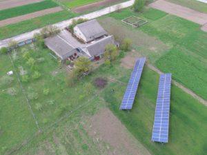 Сонячна електростанція під зелений тариф, Рівне, 30 кВт