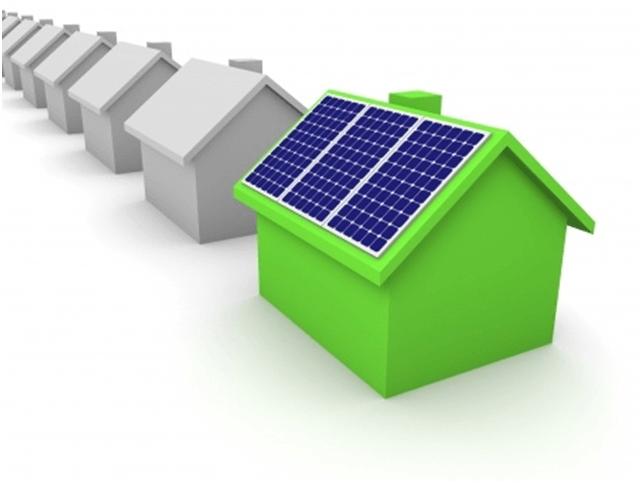 Яка площа потрібна для сонячної електростанції?