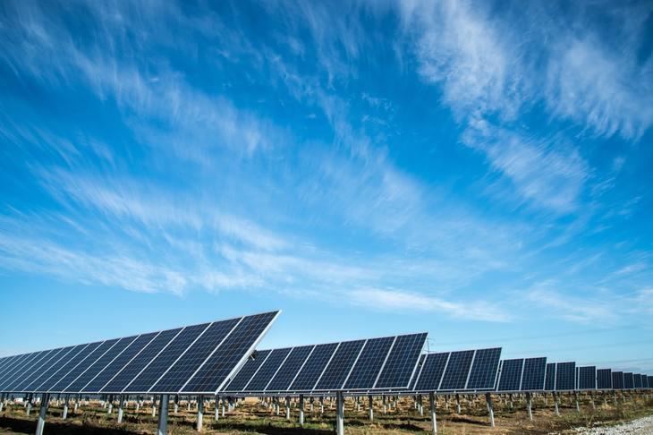Питання про сонячні електростанції
