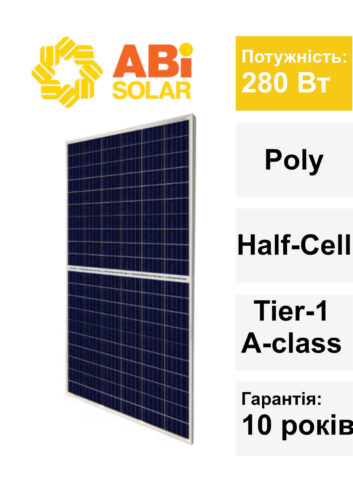 Сонячні панелі Sola 12.10.2020