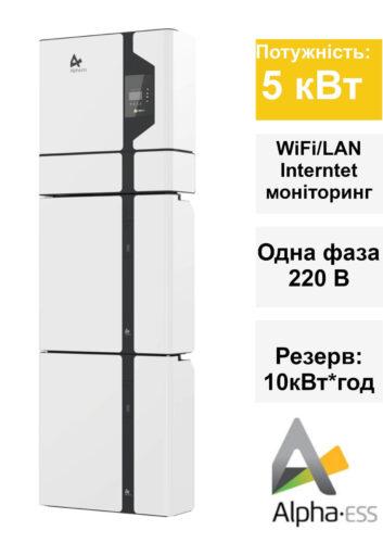 Мережевий інвертор ABB 12.5 кВт 01.07.2019