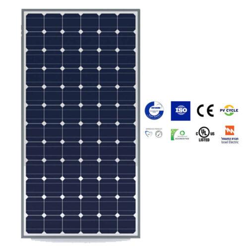 Полікристалічні сонячні панелі AmeriSolar 250, 270, 280 Вт 01.07.2019