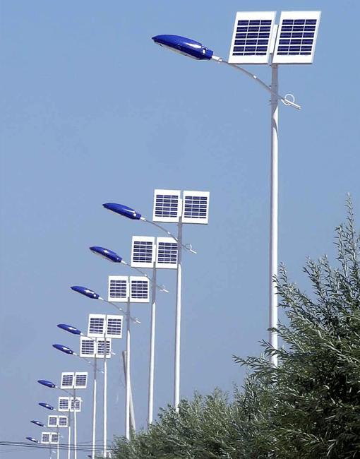 Автономне вуличне освітлення