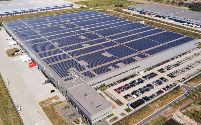 Сонячна електростанція під власне споживання