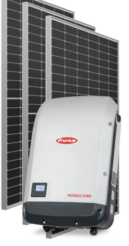 Комплект обладнання сонячної електростанції