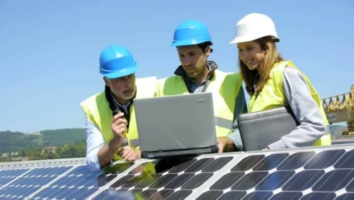 Налаштування сонячних електростанцій