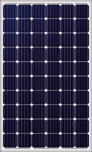 Сонячні панелі монокристал